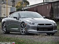 2008 Nissan GT-R = 310 км/ч. 480 л.с. 3.9 сек.