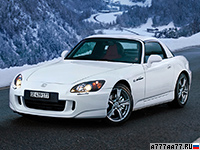 2009 Honda S2000 Ultimate Edition = 246 км/ч. 241 л.с. 6.3 сек.