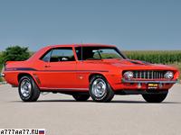 1969 Chevrolet Camaro Yenko SC 427 COPO = 220 км/ч. 450 л.с. 5.4 сек.