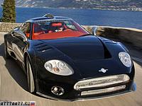 2006 Spyker C8 Double 12 S = 345 км/ч. 620 л.с. 3.8 сек.