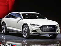 2015 Audi Prologue Allroad Concept