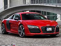 2012 Audi R8 e-Tron Prototype