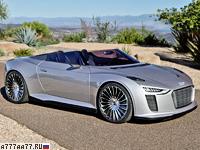 2010 Audi e-Tron Spyder Concept