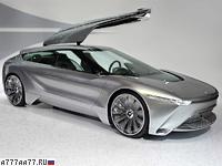 2011 Icona Fuselage Concept