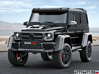 2015 Brabus B40-500 4x4² PowerXtra Mercedes-Benz G