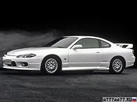 1999 Nissan Silvia Spec-R Aero