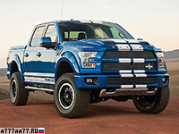 2016 Ford Shelby F-150 Supercharged = 240 км/ч. 710 л.с. 5.5 сек.