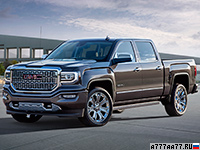 2016 GMC Sierra 1500 Denali Ultimate