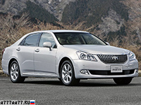 2009 Toyota Crown Majesta = 252 км/ч. 347 л.с. 5.7 сек.
