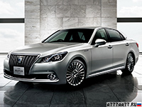 2013 Toyota Crown Majesta = 250 км/ч. 343 л.с. 5.7 сек.