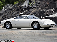 1966 Ferrari 365 P Berlinetta Tre Posti Speciale