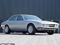 1971 De Tomaso Deauville = 242 км/ч. 335 л.с. 6.7 сек.