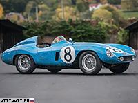 1955 Ferrari 500 Mondial = 235 км/ч. 172 л.с. 6.8 сек.