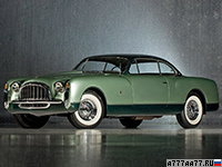 1953 Chrysler Special Coupe GS-1 by Ghia = 170 км/ч. 180 л.с. 14 сек.