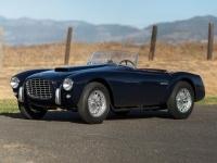 1954 Supercars Siata 208 S Spider = 200 км/ч. 125 л.с. 12 сек.