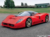 2006 Ferrari P4/5 Pininfarina = 362 км/ч. 660 л.с. 3.55 сек.