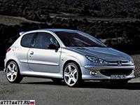 2003 Peugeot 206 RC