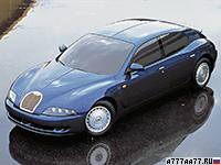 1992 Bugatti EB 112 Prototype