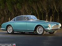 1953 Fiat 8V Vignale Coupe = 186 км/ч. 112 л.с. 11.1 сек.