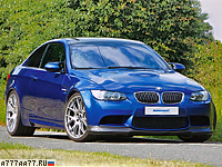 2010 BMW M3 Manhart Racing V10 = 335 км/ч. 550 л.с. 3.9 сек.