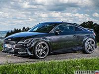 2015 Audi TTS Coupe ABT Sportsline
