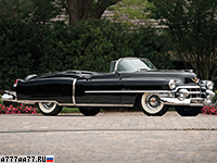 1953 Cadillac Sixty-Two Eldorado Convertible = 175 км/ч. 213 л.с. 16 сек.