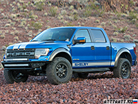 2016 Ford F-150 Raptor Shelby Baja 700 = 217 км/ч. 700 л.с. 4.6 сек.