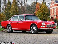 1966 Maserati Quattroporte = 230 км/ч. 260 л.с. 8.7 сек.