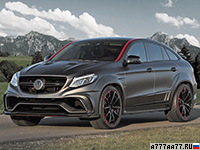 2016 Mercedes-AMG GLE 63 S Coupe 4Matic Mansory = 295 км/ч. 840 л.с. 3.7 сек.