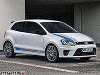 2013 Volkswagen Polo R WRC Street