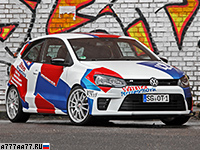 2016 Volkswagen Polo R WRC Wimmer RS = 280 км/ч. 420 л.с. 4.9 сек.