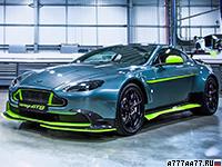 2016 Aston Martin Vantage GT8 = 308 км/ч. 446 л.с. 4.4 сек.