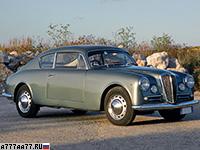 1953 Lancia Aurelia GT Coupe 2500 = 180 км/ч. 118 л.с. 11.8 сек.