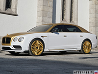 2016 Bentley Flying Spur V8 Mansory = 320 км/ч. 745 л.с. 4 сек.
