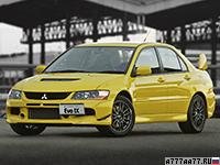 2005 Mitsubishi Lancer Evolution IX