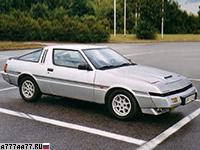 1982 Mitsubishi Starion Turbo GSR-X