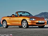 1998 Mazda MX-5 (NB1)