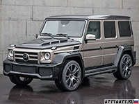 2016 Mercedes-Benz G63 AMG FAB Design Shahin Bi-Color edition