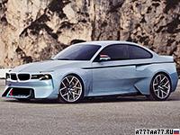 2016 BMW 2002 Hommage Concept
