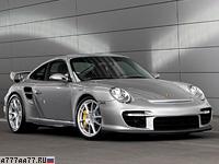 2007 Porsche 911 GT2 (997) = 329 км/ч. 530 л.с. 3.7 сек.