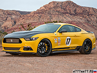 2017 Ford Mustang Shelby Terlingua = 335 км/ч. 750 л.с. 3.6 сек.