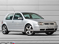 2001 Volkswagen Golf GTI (Typ 1J) = 228 км/ч. 210 л.с. 7.4 сек.