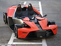 2007 KTM X-Bow = 220 км/ч. 240 л.с. 3.9 сек.