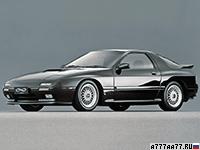 1985 Mazda Savanna RX-7 (FC) = 240 км/ч. 200 л.с. 6.7 сек.