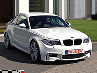 2012 BMW 1 Series M Coupe TJ Fahrzeugdesign V10