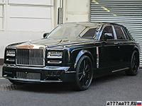 2014 Rolls-Royce Phantom EWB Series II Mansory Conquistador