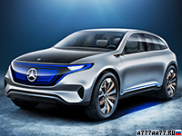 2016 Mercedes-Benz Generation EQ Concept