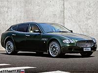 2008 Maserati Quattroporte Bellagio Fastback Touring