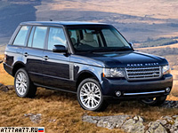 2011 Land Rover Range Rover Supercharged = 250 км/ч. 510 л.с. 6.2 сек.