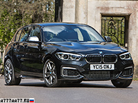 2016 BMW M140i xDrive (5-door)
